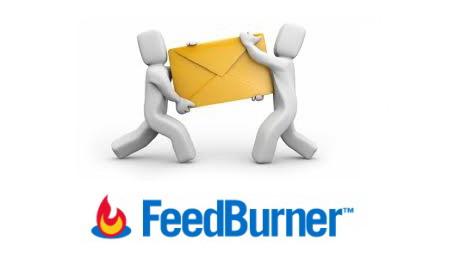 Suscriptores en FeedBurner