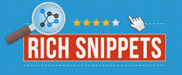 Los Rich Snippet (Fragmentos enriquecidos) de Google