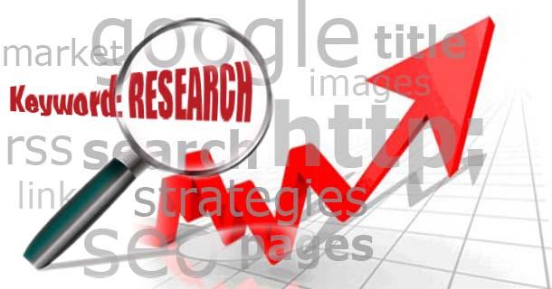 Keyword Research google