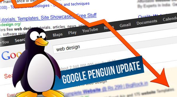 Penguin 2.0 Actualización de Google