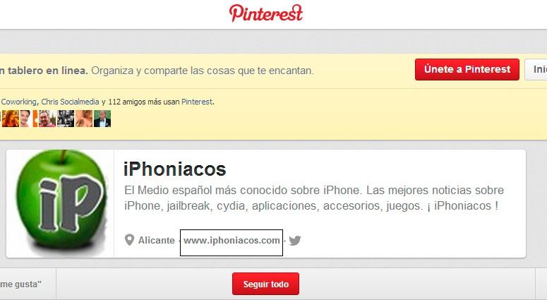 backlink de calidad desde Pinterest