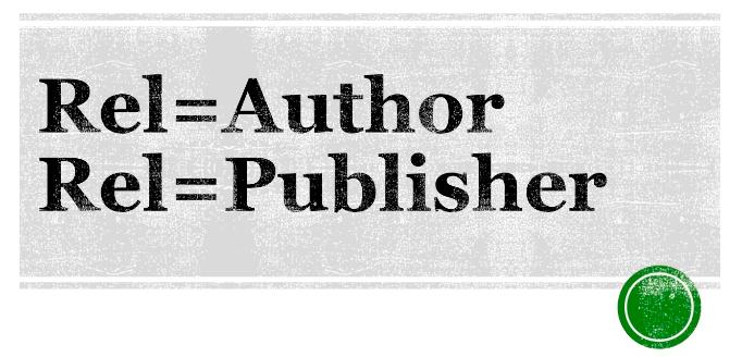 rel-author-rel-publisher