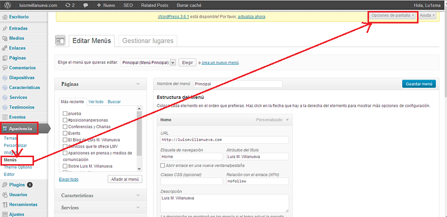 enlaces nofollow en wordpress