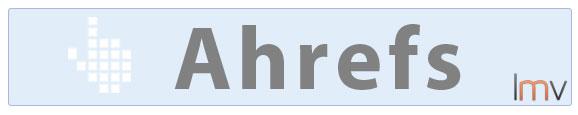 Análisis de enlaces con Ahrefs
