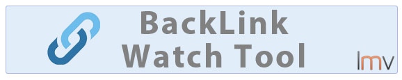 Análisis de enlaces con BackLink Watch