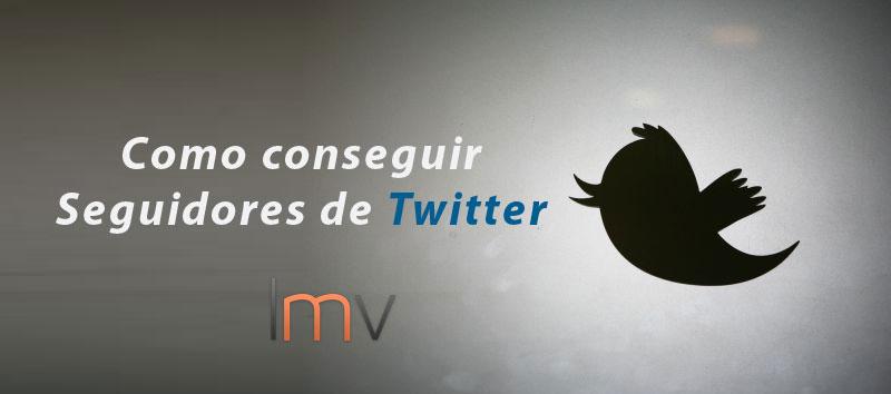 conseguir seguidores de twitter