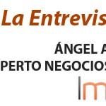 Entrevista a Ángel Alegre. El genio de los Negocios Pasivos Online