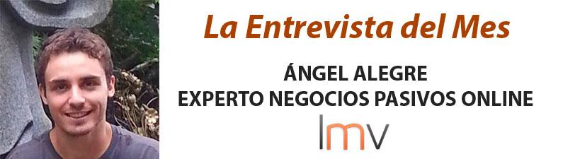 Entrevista Ángel Alegre - Vivir al Máximo