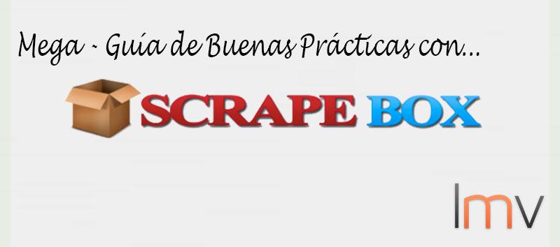 Usando ScrapeBox para buenas prácticas en SEO.