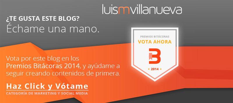 Premios Bitácoras 2014