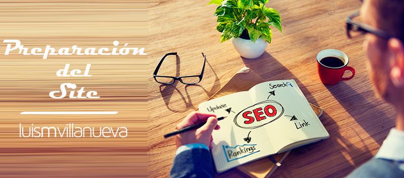 Preparando tu Site en WordPress