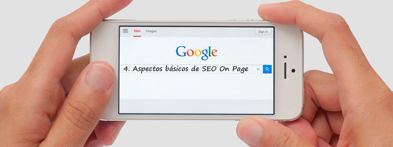 seo on page aspectos basicos