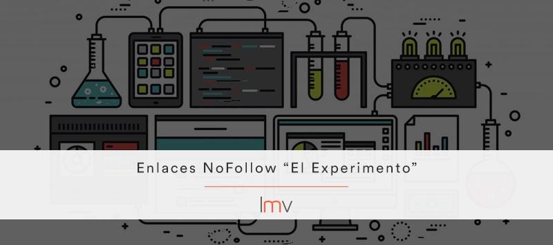 Enlaces nofollow - Experimento