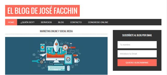 Blog de Jose Facchin